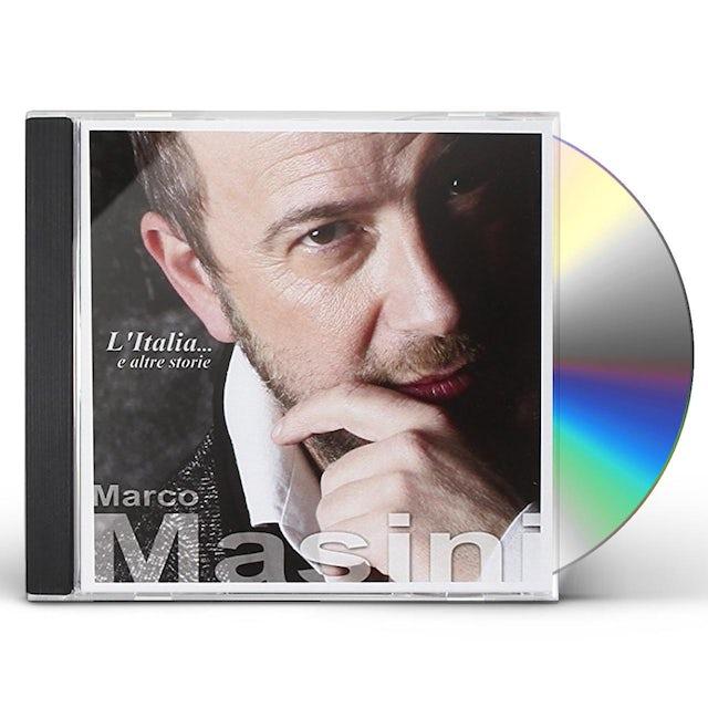 Marco Masini L'ITALIA E ALTRE STORIE CD