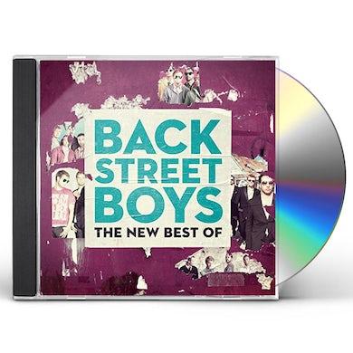 Backstreet Boys NEW BEST OF: ALL HITS & REMIXES CD