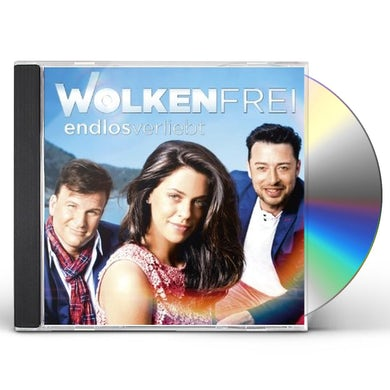WOLKENFREI ENDLOS VERLIEBT CD