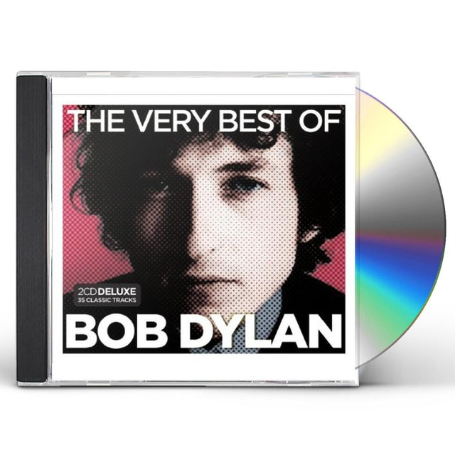 Bob Dylan VERY BEST OF-DELUXE CD