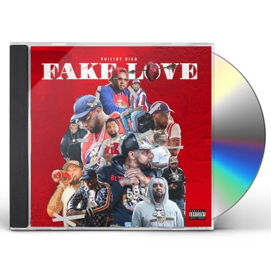 Philthy Rich Fake Love CD