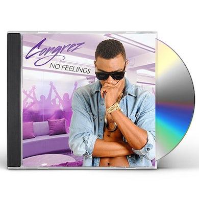 Congrez NO FEELINGS CD