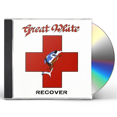 Great White Recover CD