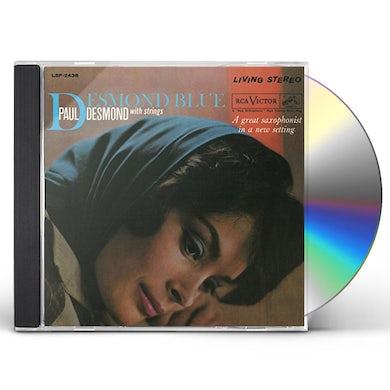 Paul Desmond DESMOND BLUE CD