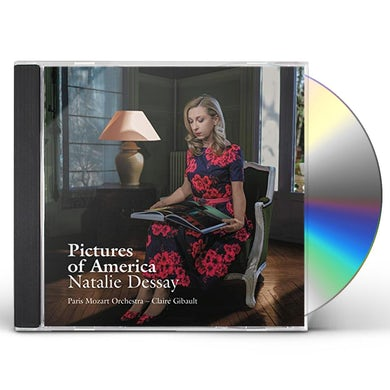 Natalie Dessay PICTURES OF AMERICA CD