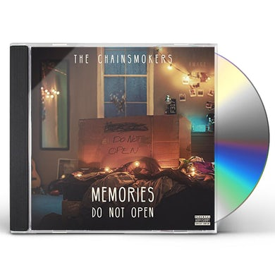 The Chainsmokers MEMORIES DO NOT OPEN CD