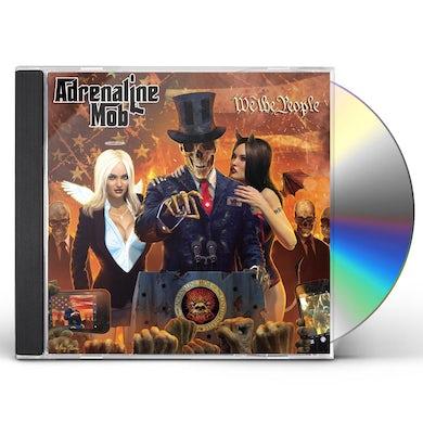 Adrenaline Mob WE THE PEOPLE CD