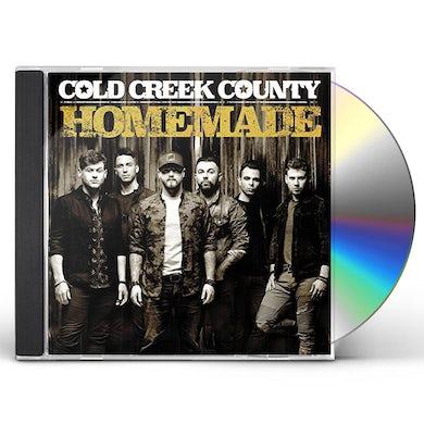 Cold Creek County HOMEMADE CD