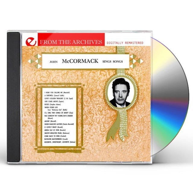 John McCormack FROM THE ARCHIVES CD