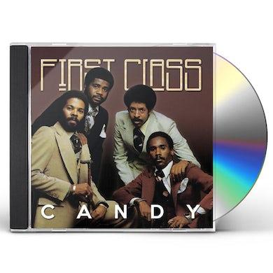 First Class CANDY CD