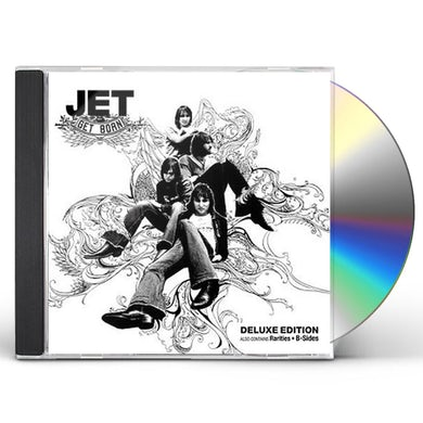 Jet GET BORN: DELUXE EDITION CD