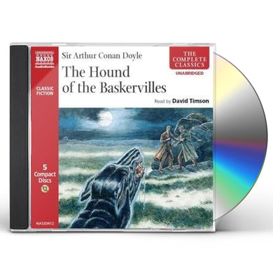 Arthur Conan Doyle HOUND OF THE BASKERVILLES CD