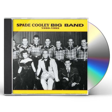 Spade Cooley BIG BAND 1950-52 CD