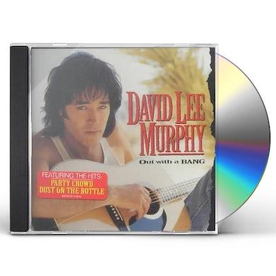 David Lee Murphy OUT WITH A BANG CD