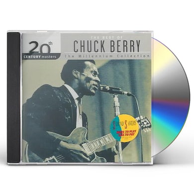 Chuck Berry 20TH CENTURY MASTERS: COLLECTION CD