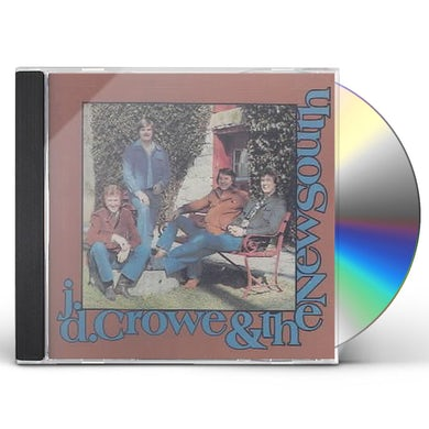 J.D. CROWE & THE NEW SOUTH CD