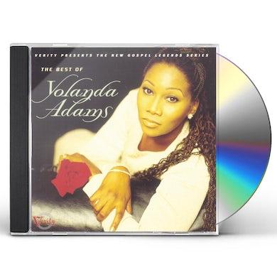 BEST OF YOLANDA ADAMS CD