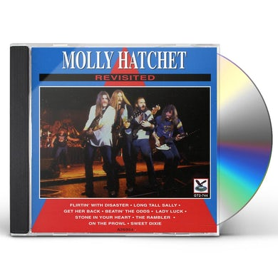 Molly Hatchet REVISITED CD
