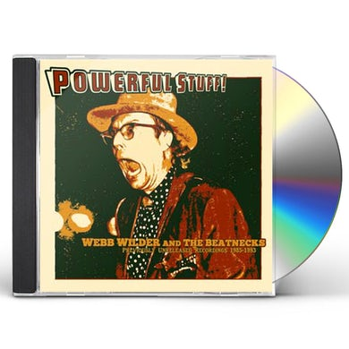 Webb Wilder POWERFUL STUFF CD
