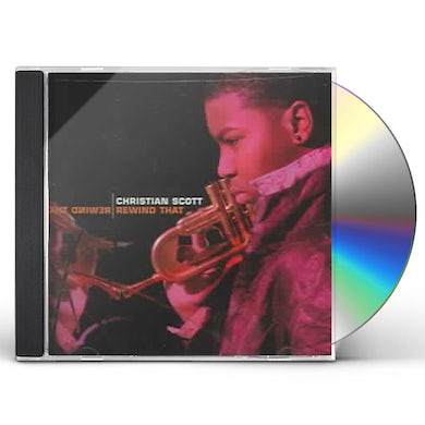 Christian Scott REWIND THAT CD