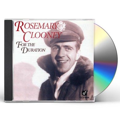 Rosemary Clooney FOR THE DURATION CD