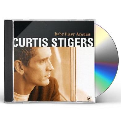 Curtis Stigers  BABY PLAYS AROUND CD