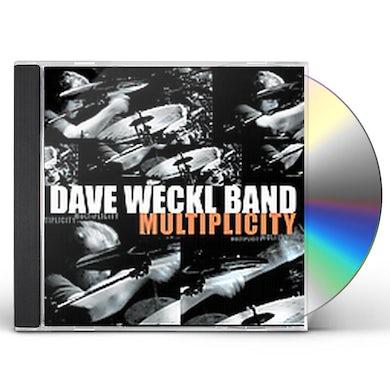 Dave Weckl MULTIPLICITY CD