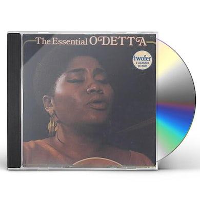 Odetta ESSENTIAL CD