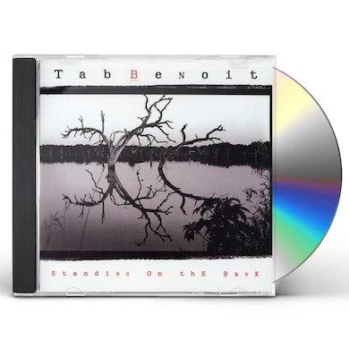 Tab Benoit STANDING ON THE BANK CD