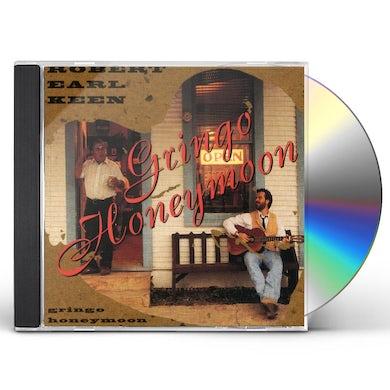 Robert Earl Keen GRINGO HONEYMOON CD