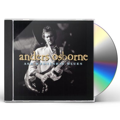 Anders Osborne ASH WEDNESDAY BLUES CD