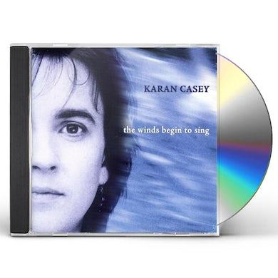 Karan Casey WINDS BEGING TO SING CD