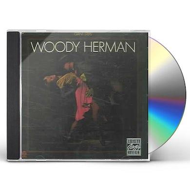 Woody Herman GIANT STEPS CD