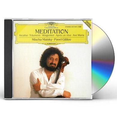 Mischa Maisky MEDITATION CD