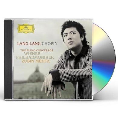 Lang Lang CHOPIN LES CONCERTOS POUR PIANO CD