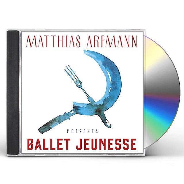Matthias Arfmann BALLET JEUNESSE CD