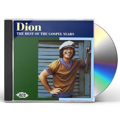 Dion BEST OF GOSPEL YEARS CD