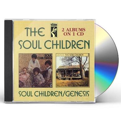 SOUL CHILDREN / GENESIS CD