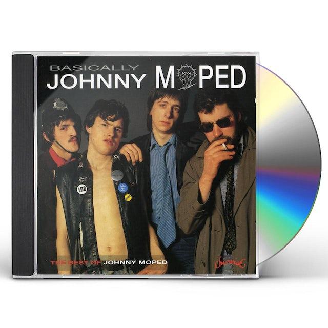 Johnny Moped BASICALLY: BEST OF CD