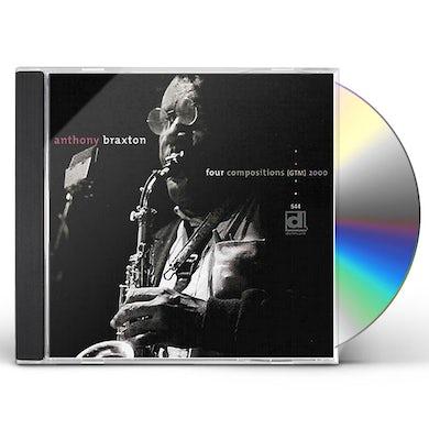 FOUR COMPOSITIONS (GTM) 2000 CD