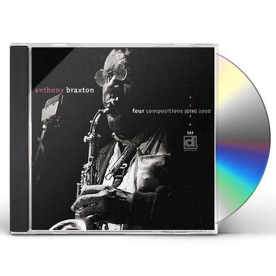 Anthony Braxton FOUR COMPOSITIONS (GTM) 2000 CD