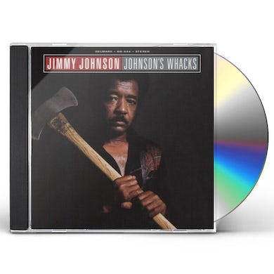 Jimmy Johnson JOHNSON'S WHACKS CD