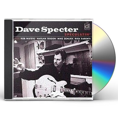 Dave Specter SPECULATIN CD
