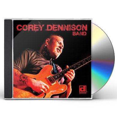 Corey Dennison BAND CD