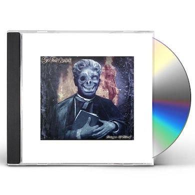 Six Feet Under BRINGER OF BLOOD CD