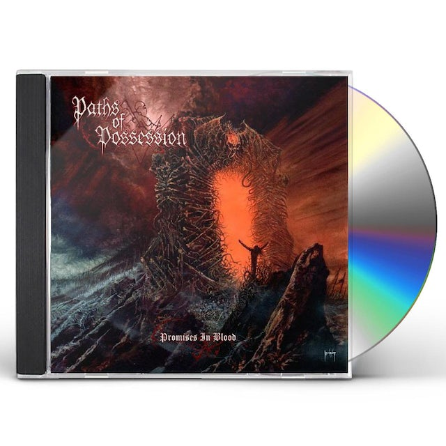 Paths of Possession PROMISES IN BLOOD CD