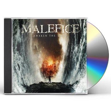 Malefice AWAKEN THE TIDES CD