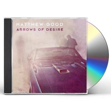 Matthew Good ARROWS OF DESIRE CD