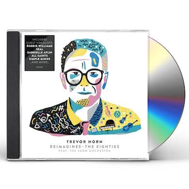 Trevor Horn Reimagines The Eighties CD