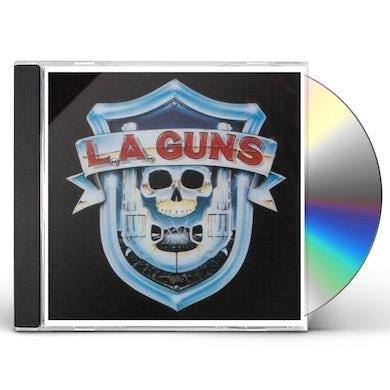 LA Guns LA GUNS CD